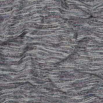 British Imported Heather Chenille Tweed