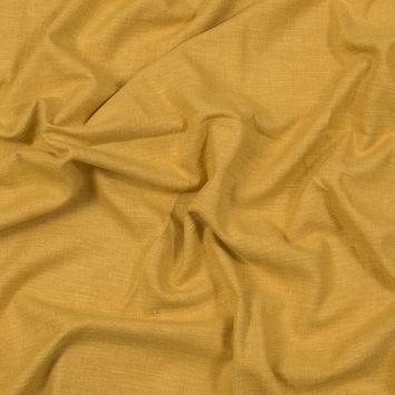 British Imported Buttercup Polyester and Cotton Woven