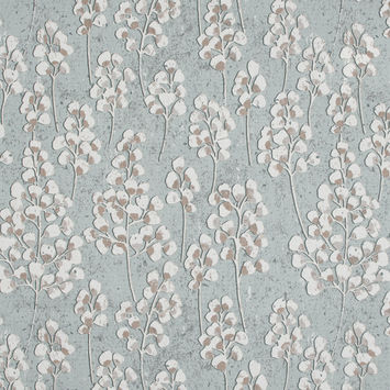 British Imported Spa Pussy Willow Printed Cotton Canvas