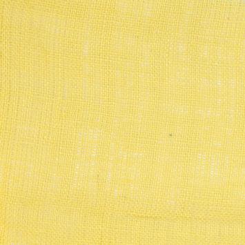 Buttercup Yellow Jute Burlap