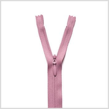 214 Rose 24 Invisible Zipper