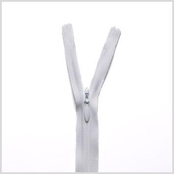 501 White 24 Invisible Zipper