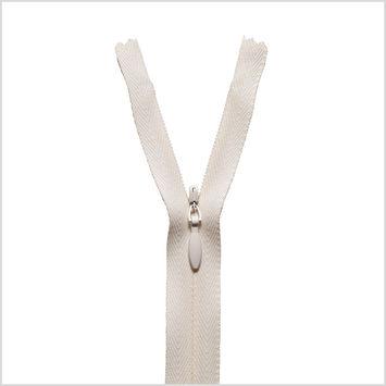 121 Cream 9 Invisible Zipper