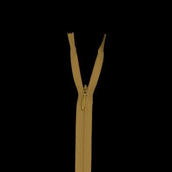 """828 Ceylon Yellow Invisible Zipper 9""""-INV9-828-10"""