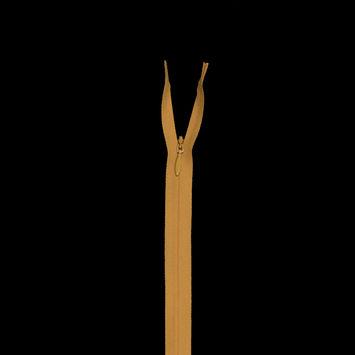 "846 Golden Rod Invisible Zipper 9""-INV9-846-10"
