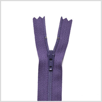 866 Aubergine 24 Regular Zipper
