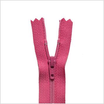 354 Magenta 9 Regular Zipper