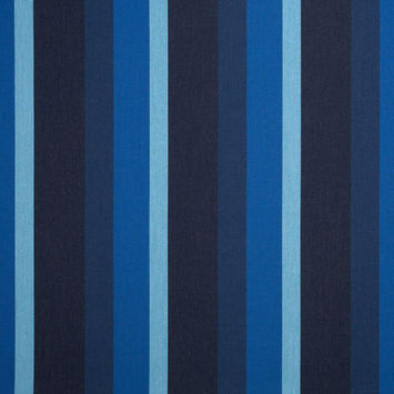 Sunbrella Gateway Indigo Awning Striped Canvas