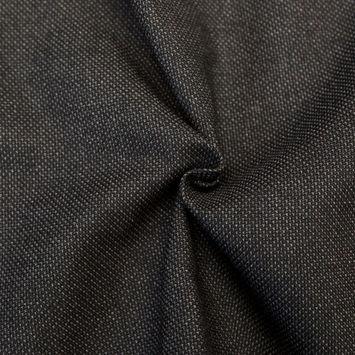 Sunbrella Essential Coal Two-Tone Upholstery Woven-SUN763-10