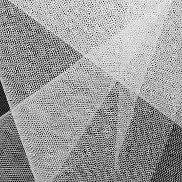 White Diamond Net Nylon Tulle