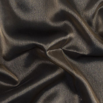 Gold Iridescent Nylon Organza