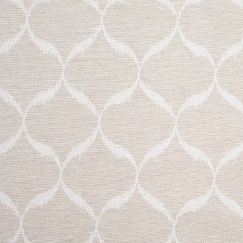 Spanish Lino Ikat-Like Classical Polyester-Cotton Canvas