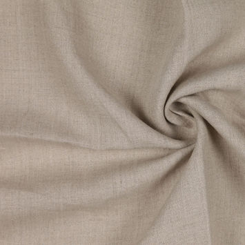 Natural Woven Linen Suiting