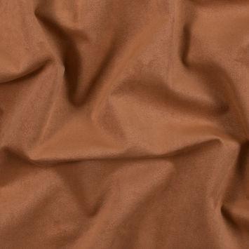 Saffron Polyester Ultrasuede