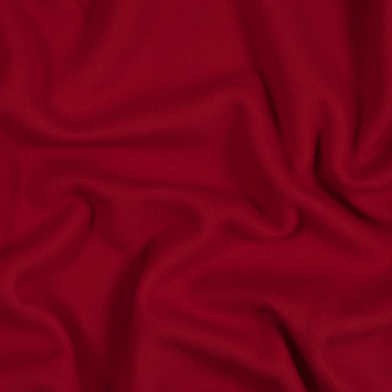 Red Molten No Pill Polyester Fleece