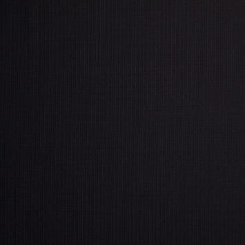 Theory Black on Black Striped Wool Sateen