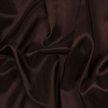 Chocolate Brown Acetate Lining