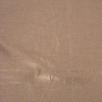 Metallic Sage/Gold Cotton-Poly Lawn