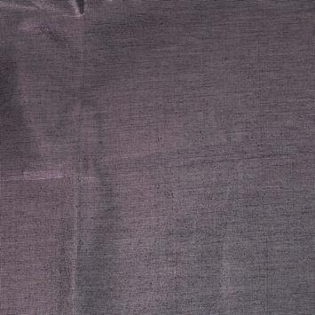 Metallic Black/Silver Cotton-Poly Lawn