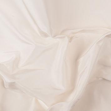 Premier Ivory Heavy 100% Silk Taffeta