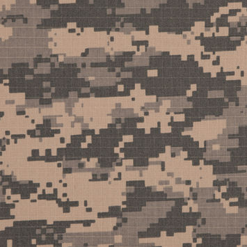 Army Combat Uniform Digital Camo Cotton Ripstop