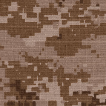 Desert Stalker Digital Camo Cotton Ripstop