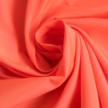 Nanette Lepore Neon Fusion Coral Taffeta Lining