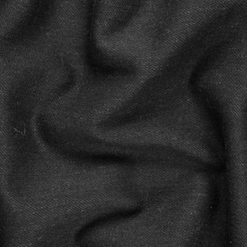 Blue Graphite/Brown Raven Double-Faced Wool Twill Suiting