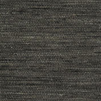 Oscar De La Renta Ivory/Thyme/Black Linen-Silk Woven
