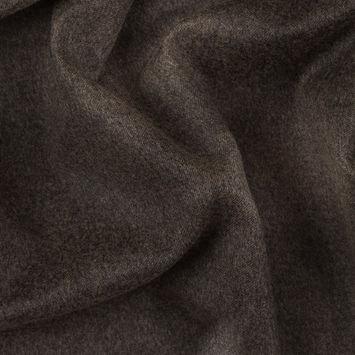 Oscar de la Renta Chocolate Chip Wool Suiting