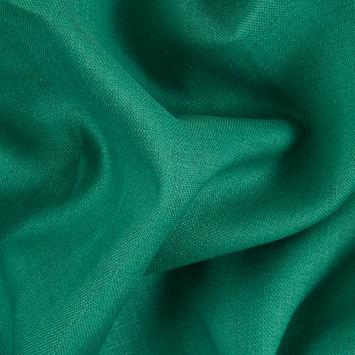 Emerald Medium-Weight Linen
