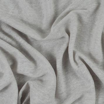 Ice Gray Linen Knit