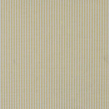 Yellow Candy Striped Seersucker