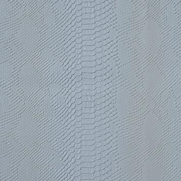 White and Ivory Vinyl Snakeskin