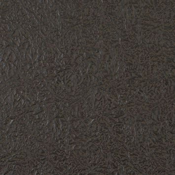 Slate Black Embossed Faux Leather with a Black Fabric Backing