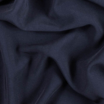 Dark Navy Stretch Double Faced Vicose Suiting