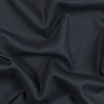 Black Viscose Flannel