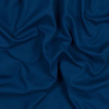 Estate Blue Stretch Knit Pique