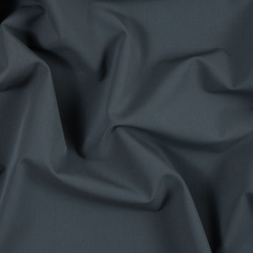 Dark Shadow Sleek Twill Suiting