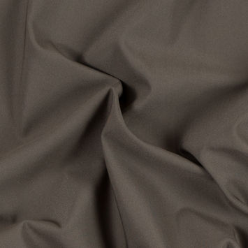 Dusk Green Stretch Polyester Twill