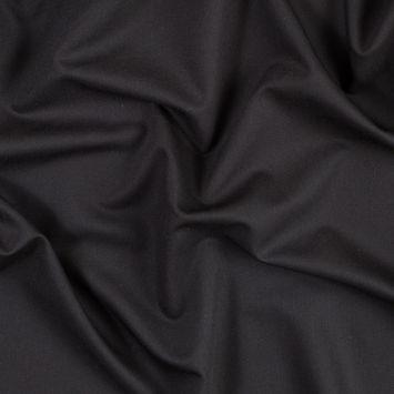 Coffeebean Stretch Polyester Twill