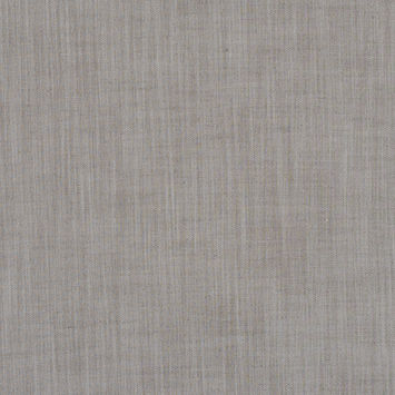 Heathered Simply Taupe Stretch Polyester Suiting