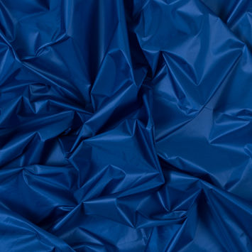Classic Blue Nylon with P/D Cire Finishing - 20D*20D
