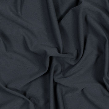 Charcoal Antibacterial and Wicking Polyester Jersey
