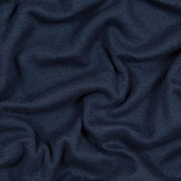 Marine Tubular Bamboo Rib Knit