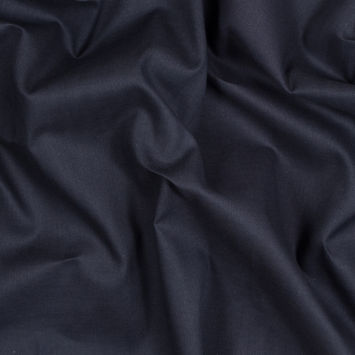 Theory Muted Navy Single-Sided Cotton Flannel