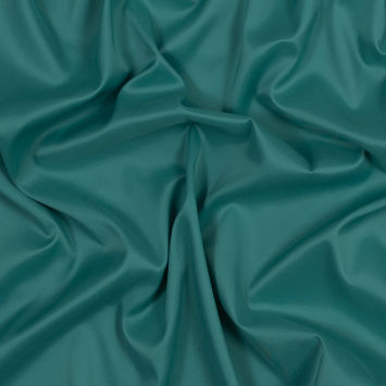 Kelly Green Shiny Polyester Twill Lining