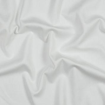 Ivory Heavy Scuba Knit Suede