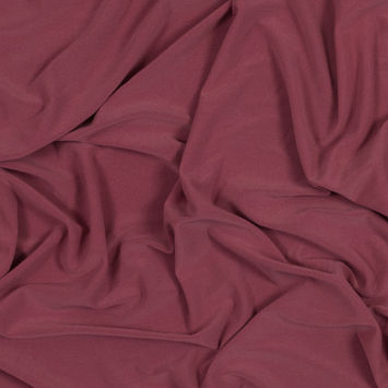 Dusty Rose Stretch ITY Polyester Jersey