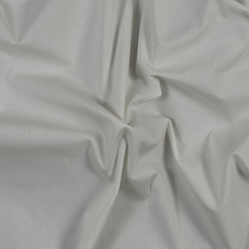 Ecru Sea Island Cotton Sateen